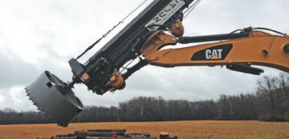JEFFREY MACHINE MANUFACTURES NEW TOOLS TO TACKLE BIG JOBS