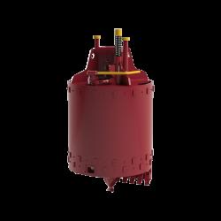 Single Open Dirt Drilling Bucket