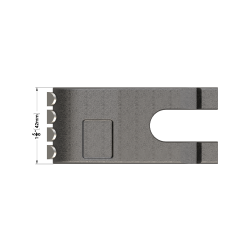 Carbide Insert Tooth 1336