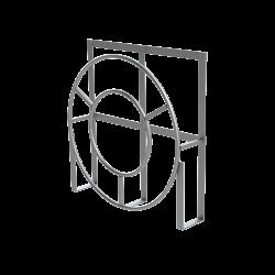 Guy Wire Basket